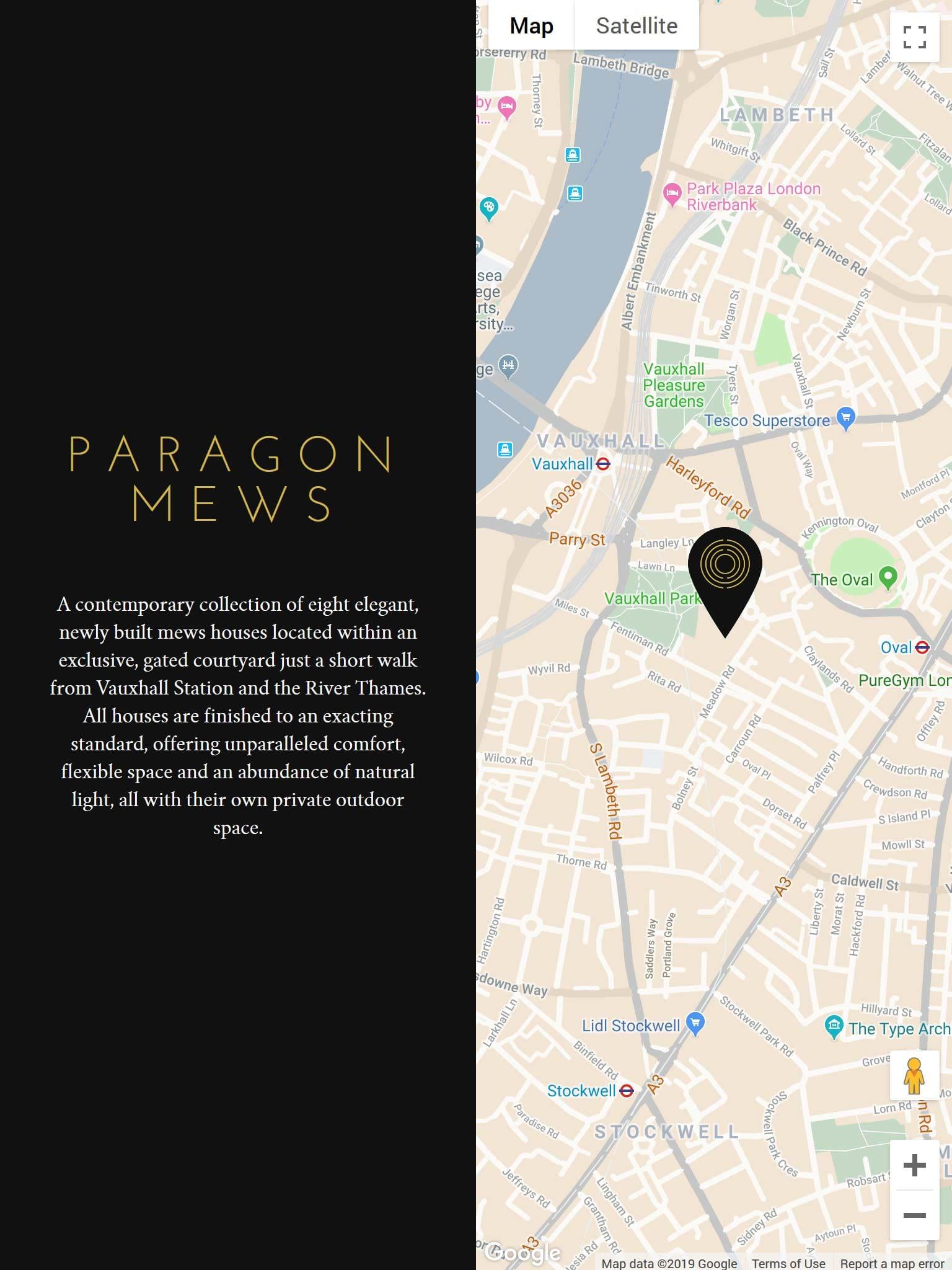 Paragon Mews